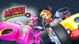 Lähtöviivalle! Uudessa Disneyn sarjassa Mikki ja muut Ankkalinnan kaverit kurvailevat kisoihin ja seikkailuihin omilla kilpa-autoillaan!