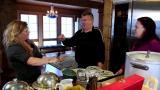 Tv-kokki Maija Silvennoisella myynnissä kokki Kolmosen taikinajuurta – Aki paljastaa yllättävän jauhopeukalotaustansa