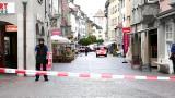 Viisi loukkaantui hyökkäyksessä Sveitsissä
