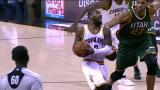 Irving ja Cavaliers hiljensivät Jazzin