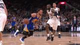 Warriors jatkaa puhdasta sarjaa - Spurs lomalle