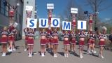 Cheerleaderit tekivät kannustusvideon Leijonille pronssiotteluun