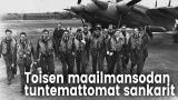 Toisen maailmansodan tuntemattomat sankarit