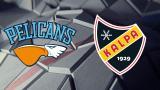 987 - Pelicans - KalPa, 4. Puolivälierä 27.3.