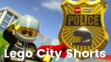 Lego City Shorts