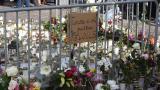 Turussa vietettiin hiljaista hetkeä puukotusten uhrien muistoksi