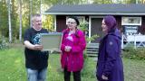 Huutokauppakeisari empii Miss Suomi Virpi Miettisen tavarat nähtyään – missin maalaama joutsentaulu sinetöi kaupat