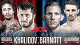 3 - Mamed Khalimov vs. Luke Barnatt 11.3.