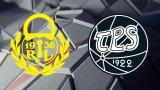 7 - Pitsiturnaus: Lukko - TPS, Semifinaali 4.8.