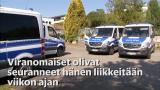 Video näyttää, mistä Dortmundin epäilty pommimies otettiin kiinni
