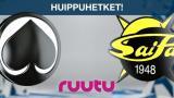 Huippuhetket: Ässät - Saipa 27.11.2013