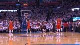 NBA-yön Top 5: Upea kuvio tuo Thunderin pisteen päähän!