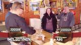 Helastinen ja Musta-Pekkaruuska syöttävät Palsanmäille pajunköyttä – Aki tarjoaa tavaroista 2000 senttiä