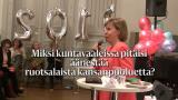 Anna-Maja Henriksson, miksi kuntavaaleissa pitäisi äänestää ruotsalaista kansanpuoluetta?