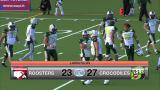 Roosters-Crocodiles 120816 Highlights