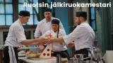 Ruotsin jälkiruokamestari