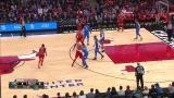 BANG! Lauri Markkasen kaikki NBA-kolmoset putkeen!