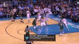 Westbrook jakamaan huimaa ennätystä! Vilkaisu myös Playoffs-kaavioon
