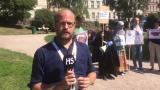 HS:n toimittaja raportoi Katajanokalta
