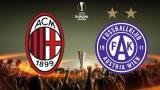 15 - AC Milan - Austria Wien 23.11.