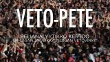 Veto-Pete: Sport on suosikki - mutta heiluvatko verkot?
