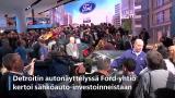 Ford: Investoimme sähköautoihin 9 miljardia euroa