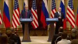 Putin lahjoitti Trumpille jalkapallon