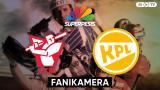 Superpesis Fanikamera LIVE: Kiteen Pallo -90 - Kouvolan Pallonlyöjät