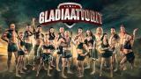 Parempi olla valmis - nyt mennään taas! Kilpailijat kohtaavat taas rautaiset gladiaattorit ja lujuus todella punnitaan!