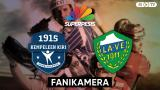 Superpesis Fanikamera LIVE: Kempeleen Kiri - Lappajärven Veikot