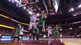 Celticsin hyvä alku ei riittänyt - Cavs heräsi ja kasvatti johtoaan