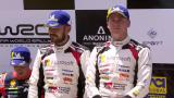 Esapekka Lappi podiumille Sardiniassa!