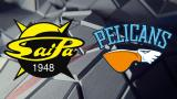 SaiPa - Pelicans 17.3.
