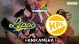 Fanikamera: Oulun Lippo Pesis - Kouvolan Pallonlyöjät 15.7.