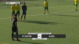 Huippuhetket: FC Inter - Ilves
