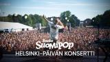 Radio Suomipopin Helsinki-päivän konsertti