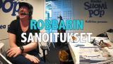 Aamulypsy-video: Robbarin sanoitukset