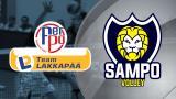 Team Lakkapää - Sampo, 2. pronssiottelu 11.4.