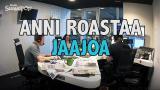 Aamulypsy-video: Anni roastaa Jaajoa