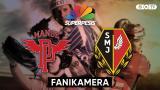 Superpesis Fanikamera LIVE: Manse PP, Tampere - Seinäjoen Maila-Jussit
