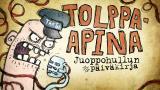 UUSI ÄÄNIKIRJA: Tolppa-apina