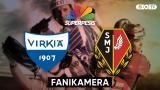 Superpesis Fanikamera LIVE: Lapuan Virkiä - Seinäjoen Maila-Jussit