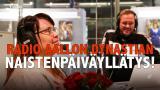 Radio Aallon Dynastian naistenpäiväyllätys sai Hannan hämilleen: