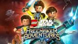 Voima on vahva tässä uudessa LEGO Star Wars -sarjassa! Seikkailu vie Freemakers-perheen sisarukset ympäri galaksia!