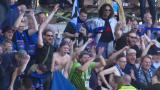 Loppuvihellys! FC Inter juhlii Suomen Cupin voittoa!
