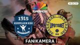 Superpesis Fanikamera LIVE: Kempeleen Kiri - Oulun Lipottaret