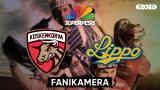 Superpesis Fanikamera LIVE: Koskenkorvan Urheilijat - Oulun Lippo Pesis