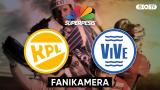 Superpesis Fanikamera LIVE: Kouvolan Pallonlyöjät - Vimpelin Veto