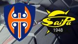 Liiga LIVE: Tappara - SaiPa