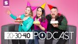 UUSI SARJA: 20-30-40-podcast